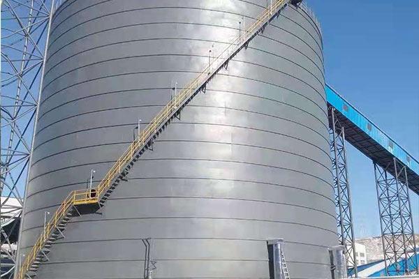 中芯國際大型儲罐
