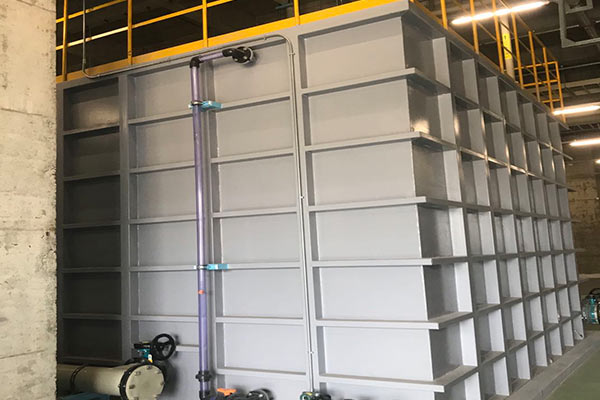 上海港 平板水箱