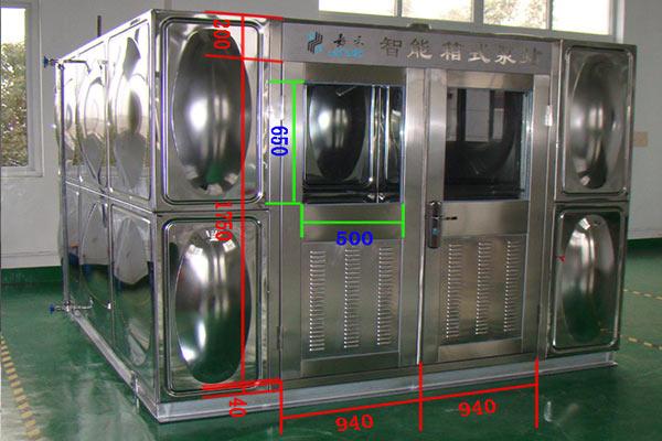 政法大學智能泵箱一體設備